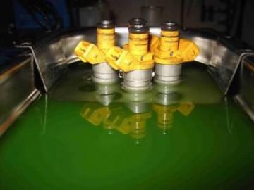 Ультразвуковая промывка форсунок
